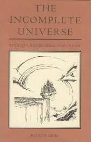 THE INCOMPLETE UNIVERSE