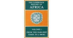 CAMBRIDGE HISTORY OF AFRICA SET 8 VOLS