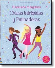 CHICAS INTREPIDAS Y PATINADORAS
