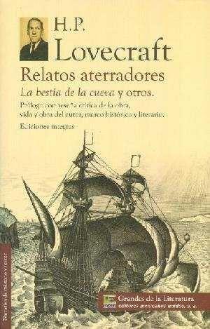 RELATOS ATERRADORES