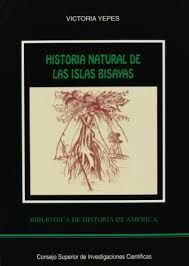 HISTORIA NATURAL DE LAS ISLAS BISAYAS DEL PADRE ALZINA