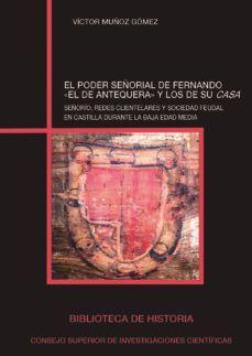 EL PODER SEÑORIAL DE FERNANDO