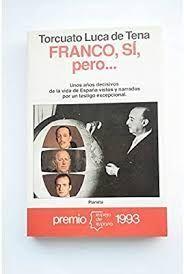 FRANCO, SÍ, PERO--