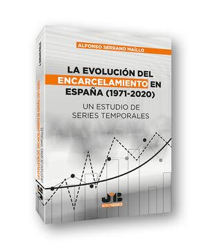 LA EVOLUCIÓN DEL ENCARCELAMIENTO EN ESPAÑA (1971-2020)