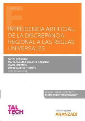 INTELIGENCIA ARTIFICIAL DE LA DISCREPANCIA REGIONAL A REGLA