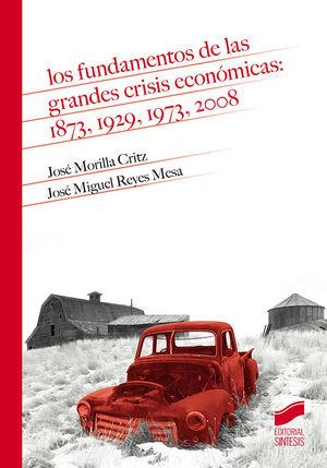 LOS FUNDAMENTOS DE LAS GRANDES CRISIS ECONÓMICAS: 1873, 1929, 1973, 2008