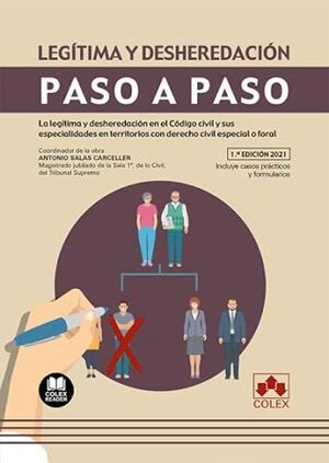 LEGITIMA Y DESHEREDACION PASO A PASO