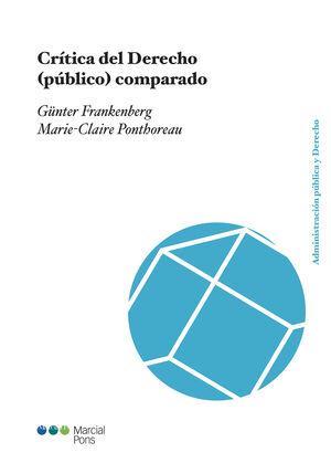 CRITICA DEL DERECHO (PUBLICO) COMPARADO