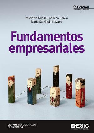 FUNDAMENTOS EMPRESARIALES. 2.ª ED. 2017