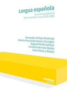 LENGUA ESPAÑOLA. INSTRUMENTA DIDACTICA (CURSO 2019-2020)
