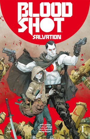 BLOODSHOT SALVATION 1
