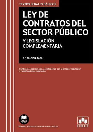 LEY DE CONTRATOS DEL SECTOR PUBLICO