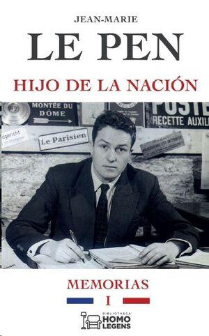 HIJO DE LA NACIÓN