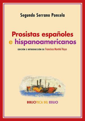 PROSISTAS ESPAÑOLES E HISPANOAMERICANOS
