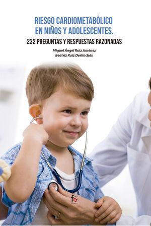 RIESGO CARDIOMETABOLICO EN NIÑOS Y ADOLESCENTES.