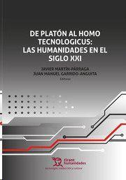 DE PLATON AL HOMO TECNOLOGICUS