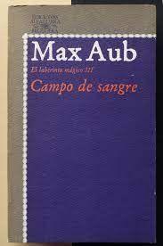 CAMPO DE SANGRE. EL LABERINTO MÁGICO (TOMO 3)