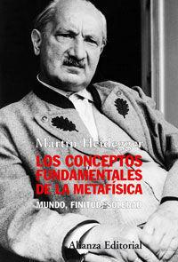 LOS CONCEPTOS FUNDAMENTALES DE LA METAFÍSICA