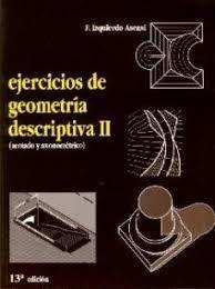EJERCICIOS DE GEOMATRIA II  ACOTADO Y AXONOMÉTRICO
