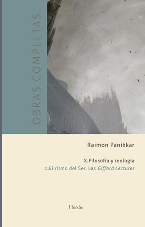 X. FILOSOFÍA Y TEOLOGÍA