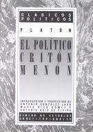 EL POLÍTICO ; CRITÓN ; MENÓN