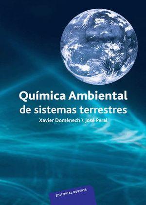 QUÍMICA AMBIENTAL DE SISTEMAS TERRESTRES
