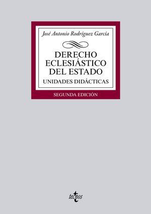 DERECHO ECLESIÁSTICO DEL ESTADO