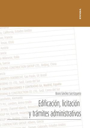 EDIFICACIÓN, LICITACIÓN Y TRÁMITES ADMINISTRATIVOS