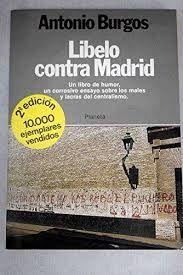 LIBELO CONTRA MADRID