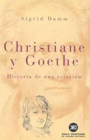 CHRISTIANE Y GOETHE