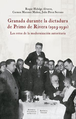 GRANADA DURANTE LA DICTADURA DE PRIMO DE RIVERA (1923-1930)