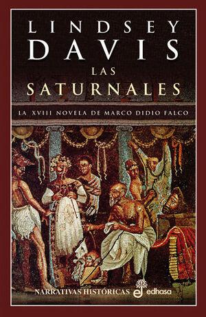 LAS SATURNALES.LA XVIII NOVELA DE MARCO DIDIO FALCO.