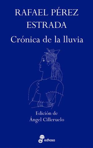 CRÓNICA DE LA LLUVIA