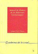 MANUAL DE HISTORIA DE LAS RELACIONES INTERNACIONALES