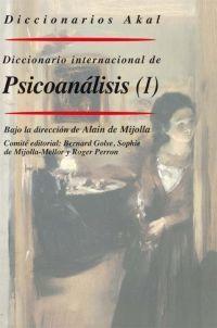 DICCIONARIO AKAL INTERNACIONAL DE PSICOANÁLISIS, 2 TOMOS