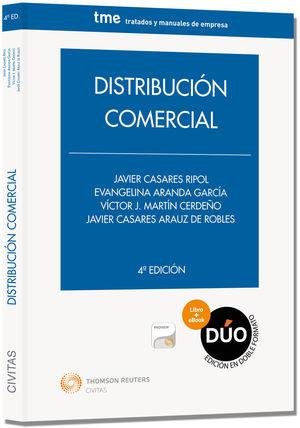 DISTRIBUCIÓN COMERCIAL (PAPEL + E-BOOK)