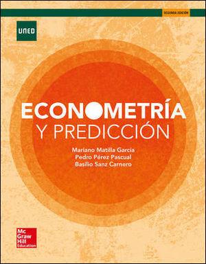 ECONOMETRIA Y PREDICCION 2E. LIBRO ALUMNO+CUADERNO.