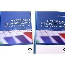 MATERIALES DE PRODUCCIÓN EN ARTES GRÁFICAS
