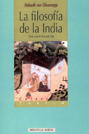 LA FILOSOFÍA DE LA INDIA