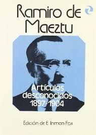 ARTÍCULOS DESCONOCIDOS   (1897-1904)