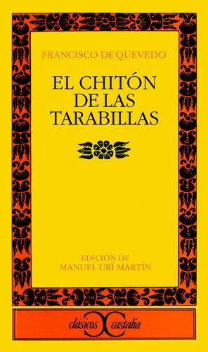 EL CHITÓN DE LAS TARABILLAS