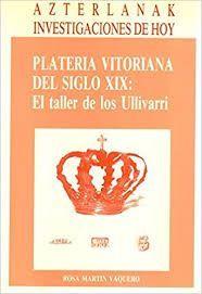 PLATERIA VITORIANA DEL SIGLO XIX