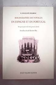 BIBLIOGRAPHIE DES VOYAGES EN ESPAGNE ET EN PORTUGAL