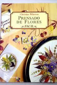 PRENSADO DE FLORES. FÁCIL