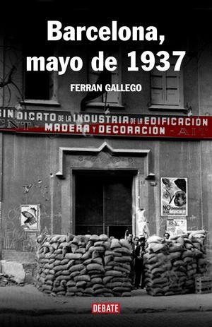 BARCELONA, MAYO DE 1937