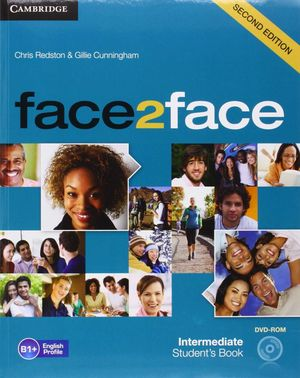 FACE2FACE FOR SPANISH SPEAKERS INTERMEDIATE STUDENT'S BOOK PACK (STUDENT'S BOOK