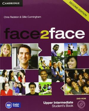 FACE2FACE FOR SPANISH SPEAKERS UPPER INTERMEDIATE STUDENT'S BOOK PACK (STUDENT'S