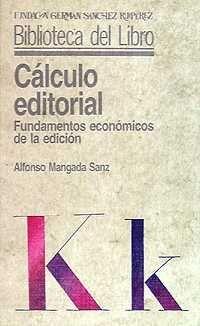 CÁLCULO EDITORIAL