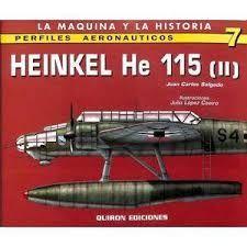 7. PERFILES AERONAUTICOS: II. HEINKEL HE 115
