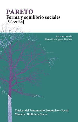 FORMA Y EQUILIBRIOS SOCIALES (SELECCIÓN)